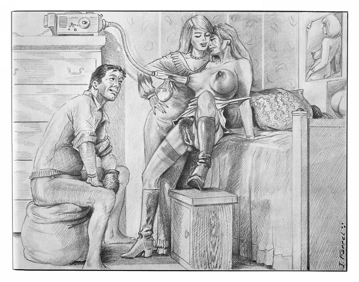 Сексуальные издевательство над девками
