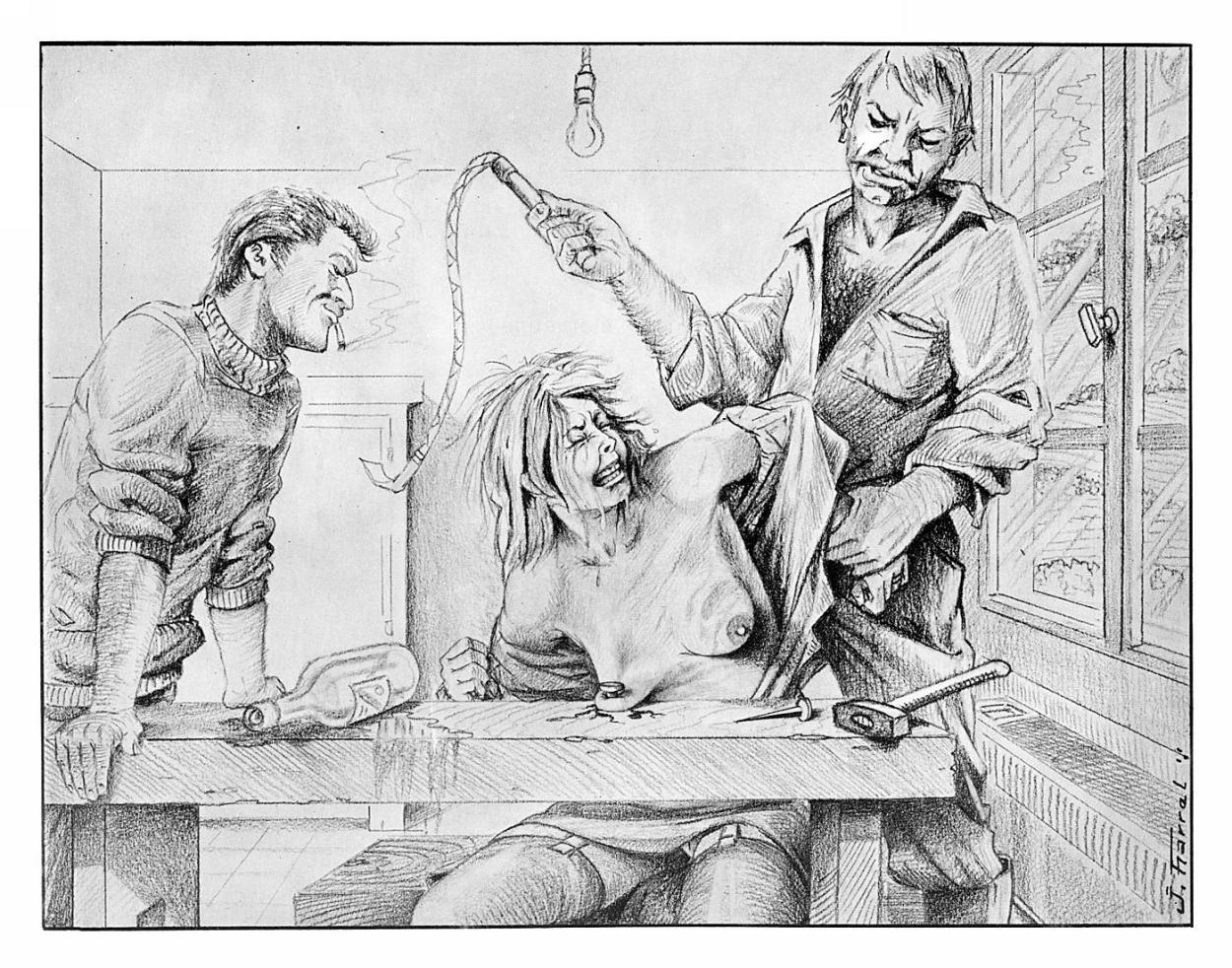 Пытки и издевательства над членом 12 фотография