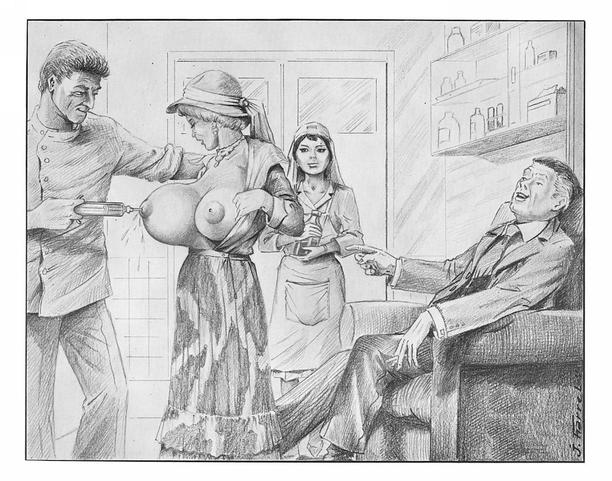 Истезание над грудью вдсм фото