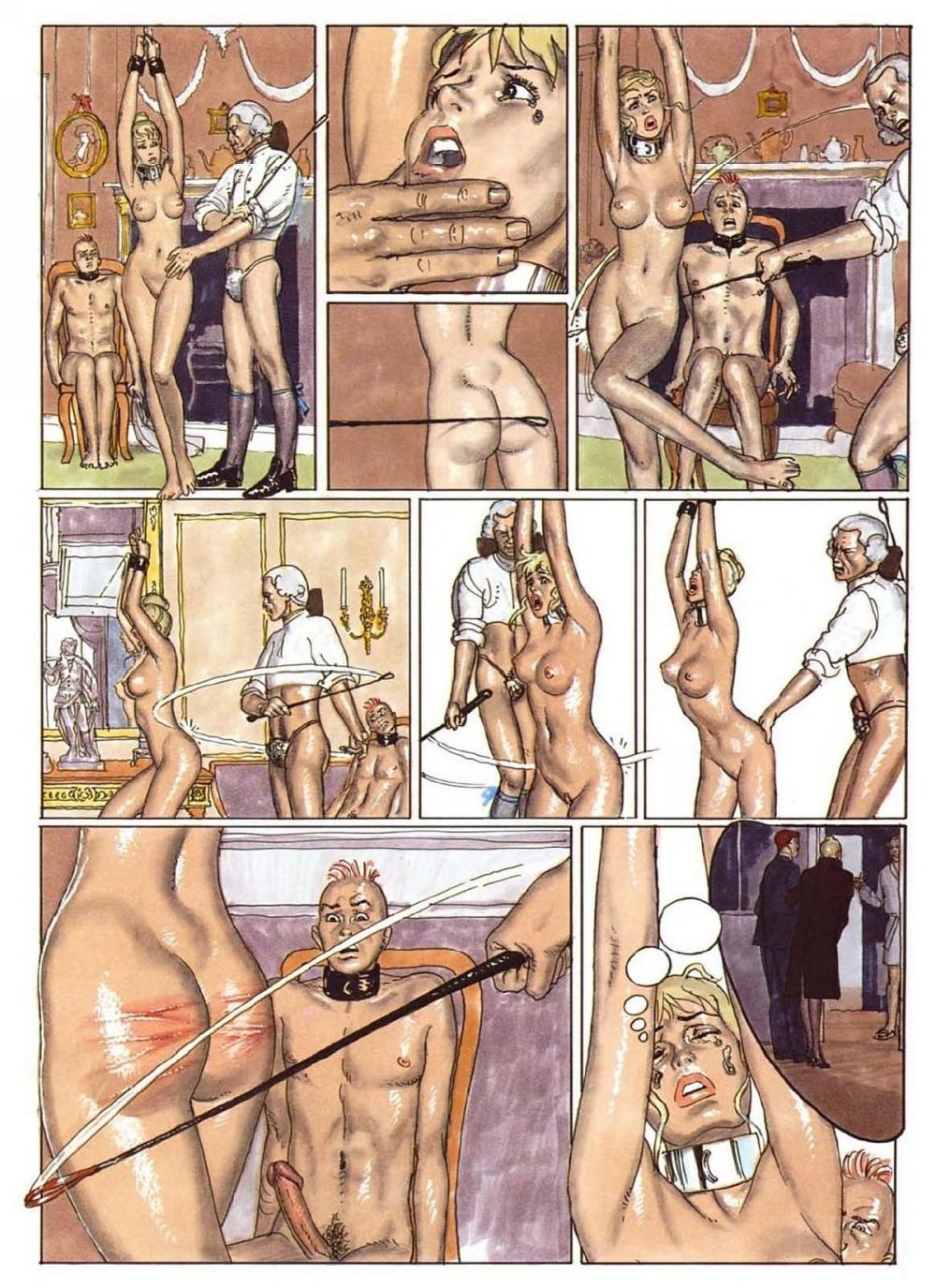 porn comics german