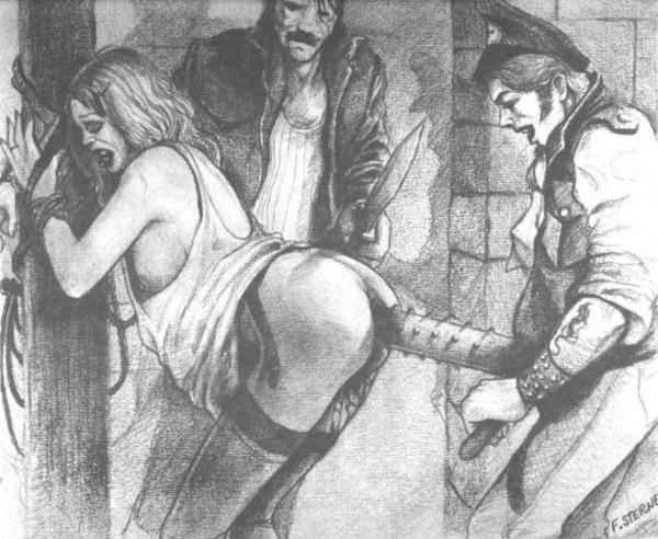 Шлюха экзекуция секс истории