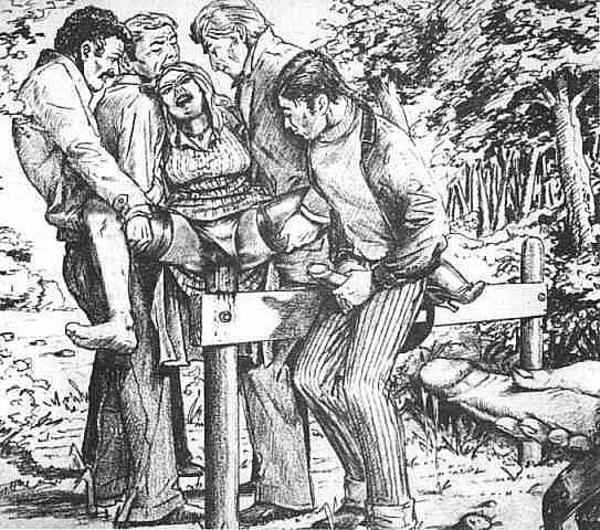 Bizarre Punishments Slave Emma In Du