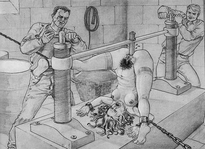 Золотой Волчара Версия для печати Издевательства над женщинами (30 фото) .